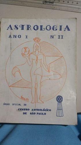 Astrologia - Ano I - Nº 2 Centro Astrológico De São Paulo