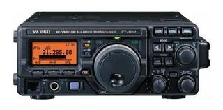 Manual Do Rádio Yaesu Ft-897d / Português - Ilustrado