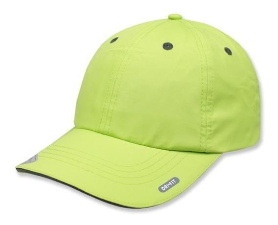 Gorra Sc Runner Verde Neon Osfa