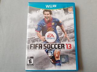 Fifa Soccer 13 Original Para Nintendo Wii U