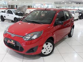 Fiesta Hatch 1.6 Se Vermelho 2012 Xavier Multimarcas 8338
