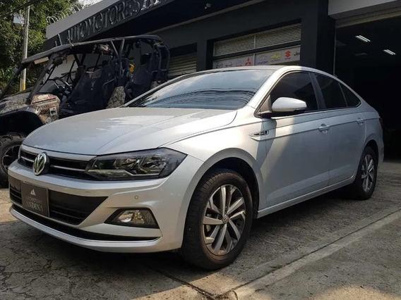 Volkswagen Virtus Higline Automatica Sec 2020 1.6 Fwd 292