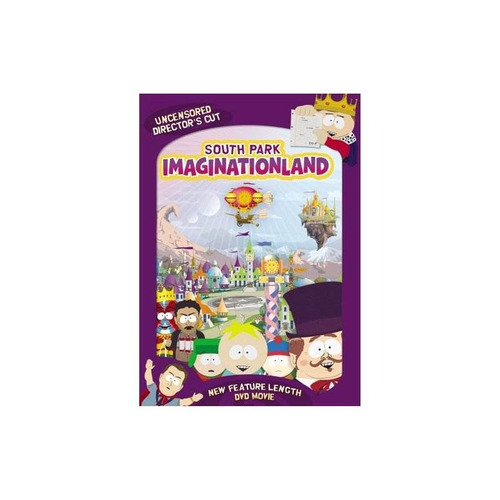 South Park Imaginationland South Park Imaginationland Full F