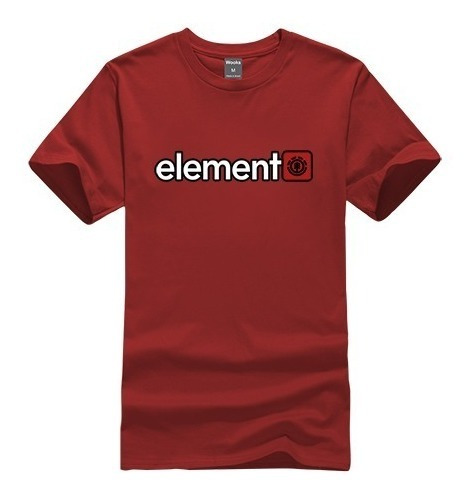 Camiseta Camisa Element - Pronta Entrega