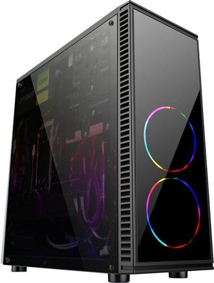 Cpu Gamer 1tb Hdd Yesstech Core I3 8gb Ram Gt710 2gb + Jogos