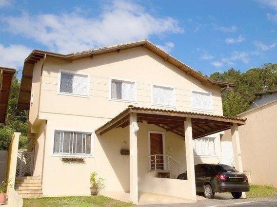 Casa Com 3 Dormitórios À Venda, 129 M² Por R$ 568.000 - Residencial Moradas Da Granja - Cotia/sp - Ca1960