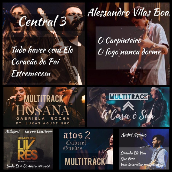 Pacote +350 Multitracks Gospel 2019 Premium Worship