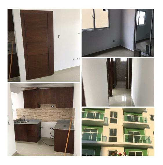 Apartamento 3 Hab, 1er Nivel, 1 Parqueo Alq. Alameda