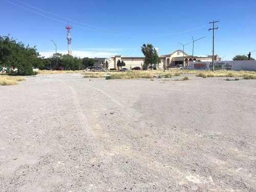 Se Vende Terreno En Avenida Lincoln, Ciudad Juárez
