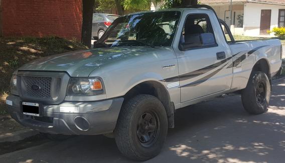 Ford Ranger Cs 4x2 F-truck 3.0l D