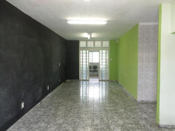 Salão Comercial Para Locação, Jardim Auri Verde, Bauru. - Sl0004