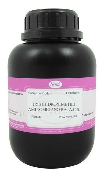 Tris (hidroximetil) Aminometano P.a.-a.c.s - Synth - 500g