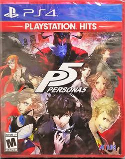Persona 5 (gh) - Ps4