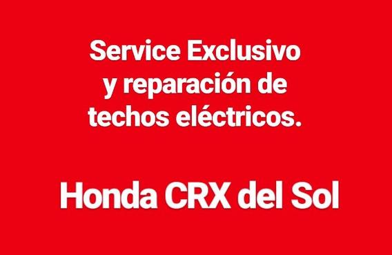Honda Honda Crx Del Sol