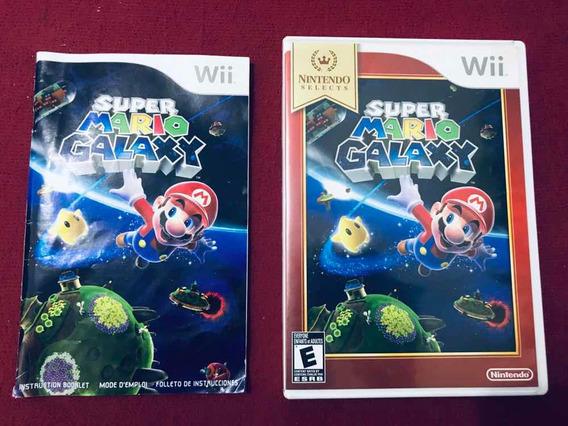 Super Mário Galaxy Nintendo Wii
