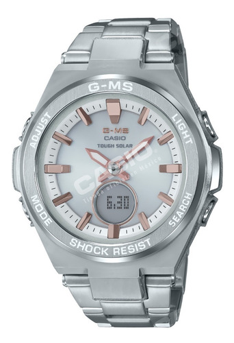 Reloj Casio Baby G G-ms Msg-s200d-7a