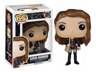 Funko Pop! Sarah Manning #201 Orphan Black Original En Stock
