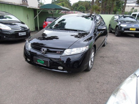 Civic 2.0 Si 16v Gasolina 4p Manual