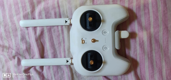 Rádio Controle Mi Drone 4k Com Adaptador Wi-fi Dongle