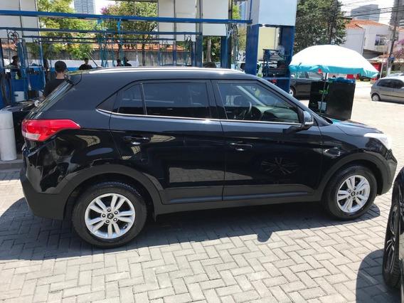 Hyundai Creta 1.6 16v Flex Attitude Automática 2017/2018