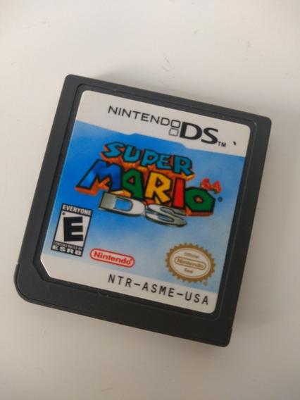 Jogo Super Mario 64 Da Nintendo Ds Original