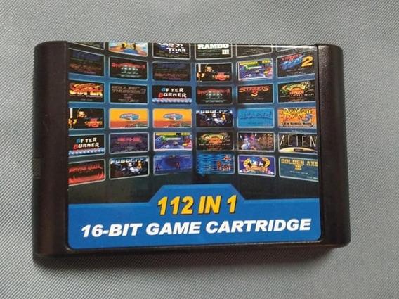 112 In 1 Mega Drive (paralelo Novo)