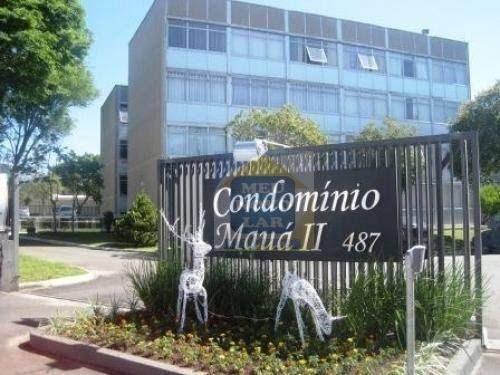 Imagem 1 de 16 de Apartamento Com 3 Dormitórios À Venda, 66 M² Por R$ 200.000,00 - Cidade Industrial - Curitiba/pr - Ap0543