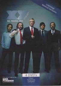 Xy Ser Hombre Hoy Primera Temporada 1 Uno Dvd