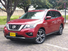 Nissan Pathfinder Exclusive 4x4 At