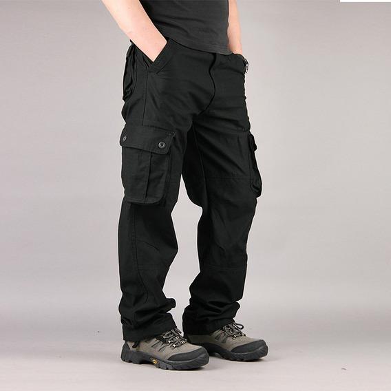 Calças De Combate Do Exército Militar Masculino