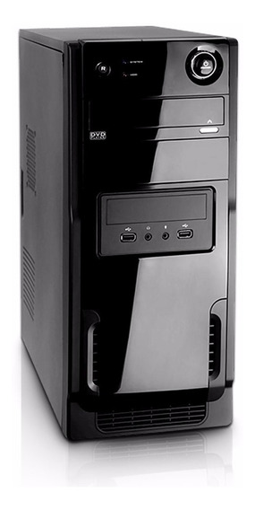 Pc/ Cpu Intel Core 2 Duo 4gb Hd 160 + Wi-fi - Windows 7