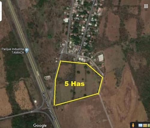 Imagen 1 de 3 de Veracruz Santa Rita Terreno En Venta: Poblado De Santa Rita,