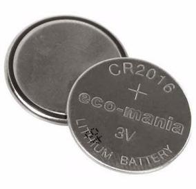 Bateria Lithium 3v Cr2016 5 Unidades