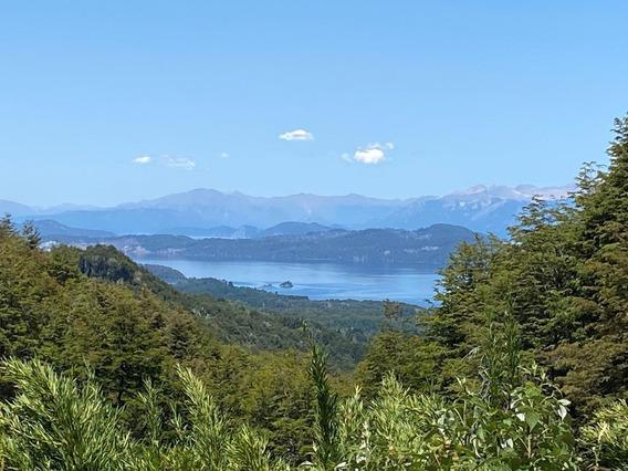 Lote + Vista Panorámica Al Nahuel Huapi, Bariloche - Dueño -