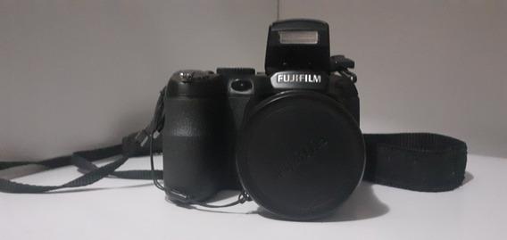 Fujifilm Semi Prof S2950 Câmera Digital 14 Mp Com Lente Zoom