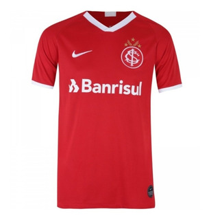 Camisa Nike Internacional I 19/20 Torcedor Frete Gratis