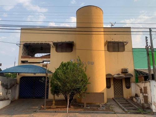 Casa À Venda, 225 M² Por R$ 400.000,00 - Centro - Mirassol/sp - Ca1715