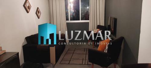 Imagem 1 de 15 de Apartamento Com Três Dormitórios Na Vila Prel Campo Limpo - 397ll