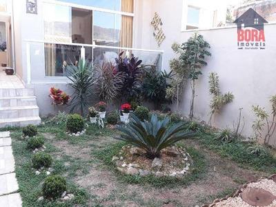 Casa Residencial À Venda, Recreio Maristela, Atibaia. - Ca0355