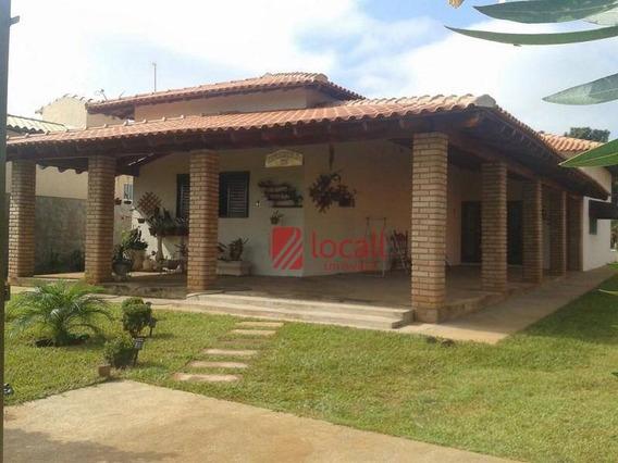 Chácara Residencial À Venda, Vila Azul (zona Rural), São José Do Rio Preto. - Ch0018
