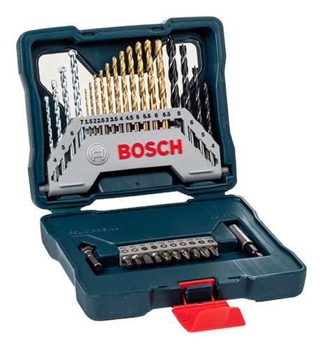 Kit Azul Bosch X-line - 30 Unidades