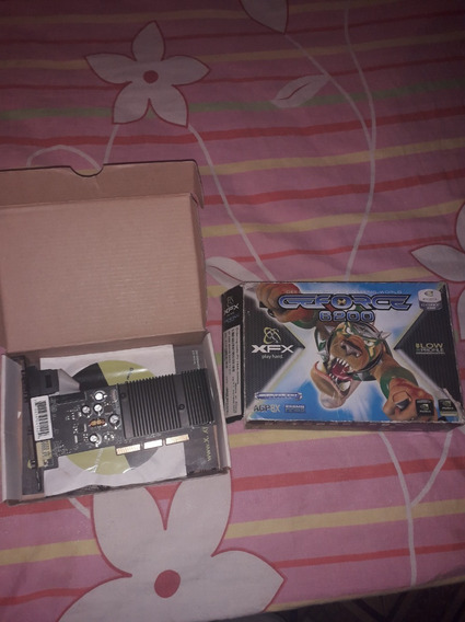 Tarjeta De Video Geforce 6200