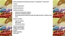 Sistema De Gestión De Laboratorio Clínico