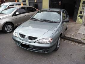 Renault Megane 1.6 Bic Pack P. - Anticipo $ 80.000 Y Cuotas