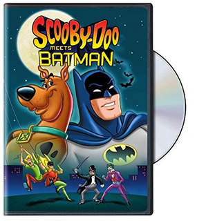 Dvd : Scooby Doo Meets Batman (full Frame, , Dubbed,...