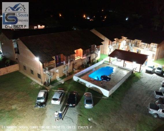 Apartamento Para Venda Em Ubatuba / Sp No Bairro Maranduba - 414 - 34064430