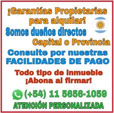 Garantía Propietaria Para Alquilar Con Facilidades De Pago