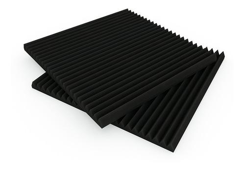 Panel Acústico Fonoabsorbente Alpine Basic 500x500x30mm