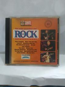 Cd Los Mas Grandes Del Rock Internacional Vol 11