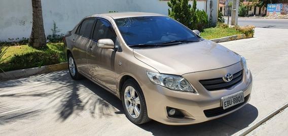 Toyota Corolla 1.8 16v Xei Flex 4p 2009